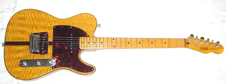 The Prinz - 80s tribute guitar issued by Hohner